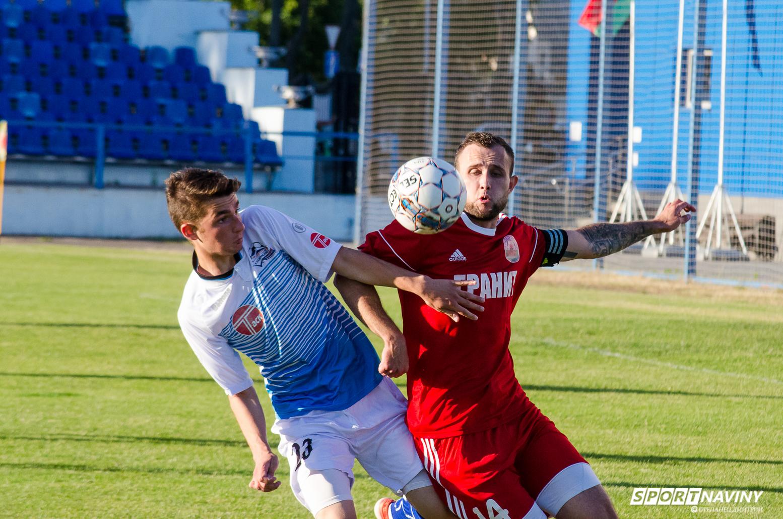 FC Lokomotiv 1:1 FC Granit. 09/06/2018