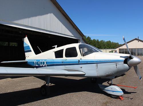 YL-CCK PA-28 Limbazi 21-05-18