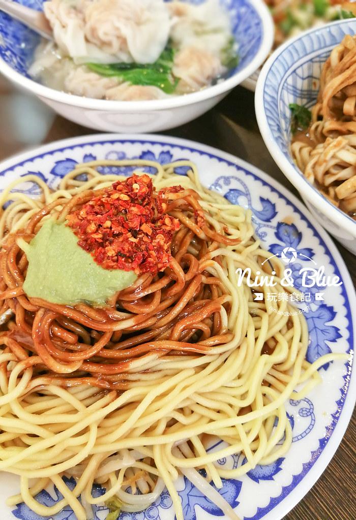 董媽涼麵 台中 科博館 美食19