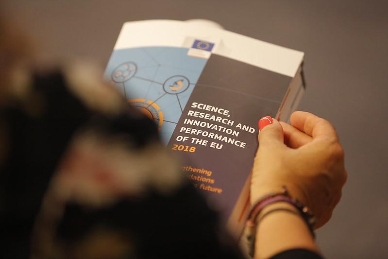Presentación del Informe SRIP2018 de la Comisión Europea