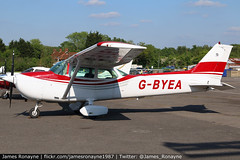 G-BYEA | Cessna 172P | Private