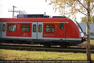 S-Bahn Rhein-Ruhr 422 519