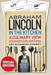 Abraham Lincoln in the Kitchen book cover