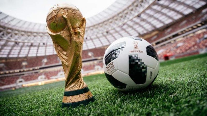 Piala Dunia 2018.