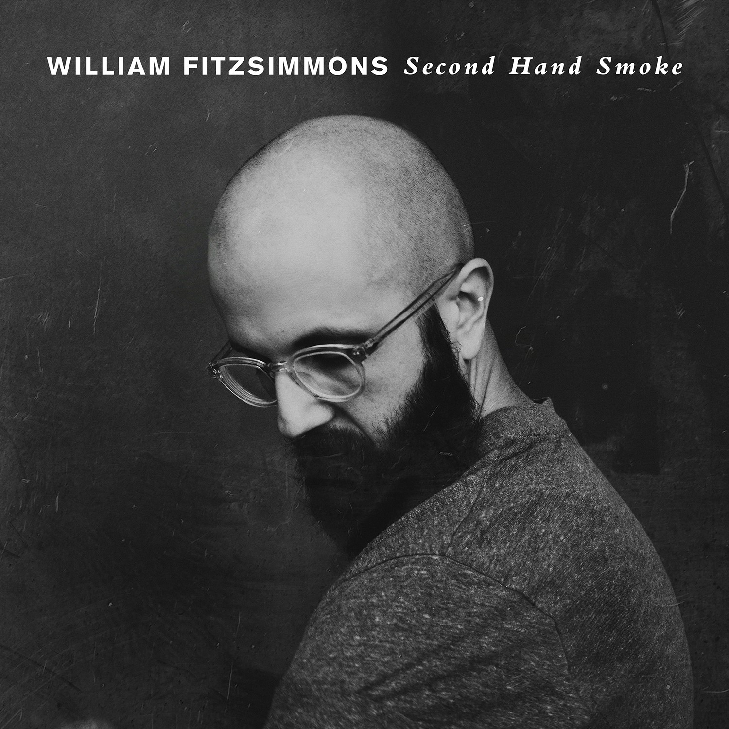 William Fitzsimmons - Second Hand Smoke Art Final