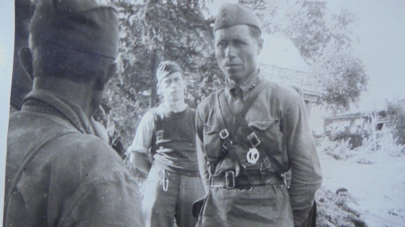 Русская национальная народная армия. «Особое соединение «Седая голова». 1942