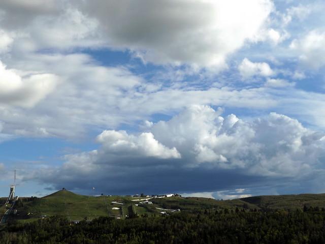 Clouds, Fujifilm FinePix S8600 S8650 S8630