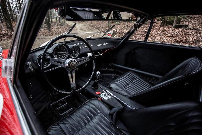1963 FIAT ABARTH MONOMILLE GT