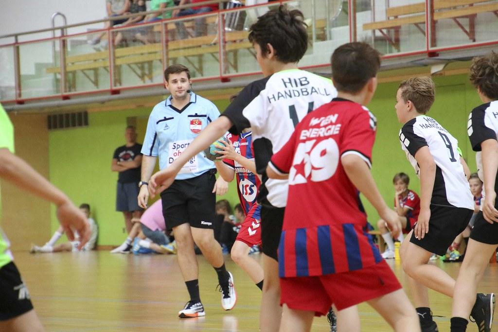 2018-06-03 HF2 HC Fivers U11-HIB Handball Graz