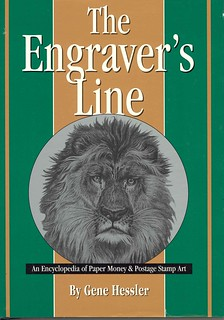Engravers Line book cover