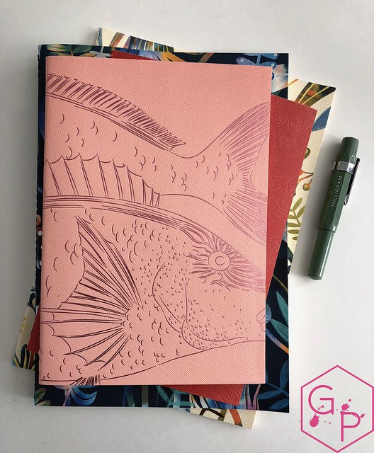 @MilligramStore Notebooks from Marc Martin Kaleidoscope Jungle & Melbourne Museum 42