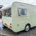 Eccles caravan - Vintage Event - Newport Pagnell - 9th June 2018