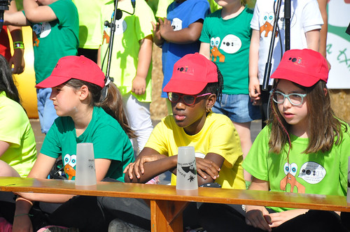 Eskola Txikien festa bikaina, Oikian. 2018