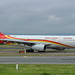 B-5972 Airbus A330-343 Hainan Airlines Taxing at Dublin Airport on its Inaugural Flight from Beijing (1 of 3) 12-6-18