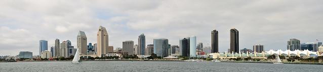 San Diego from Coronado