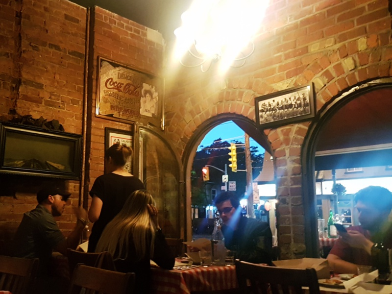 Toronto Italian Restaurant