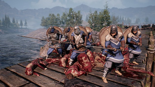 Ancestors Legacy - Death Pool