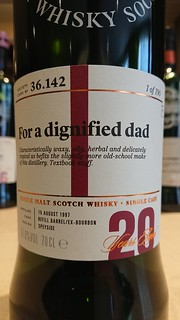 SMWS 36.142 - For a dignified dad