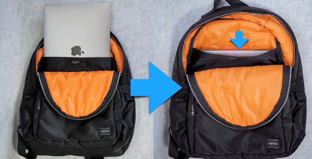 タンカーデイパック/MacBook12