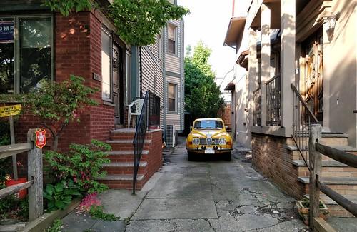 Ditmas Park. Brooklyn, NY