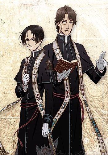 Vatican Kiseki Chousakan OVA