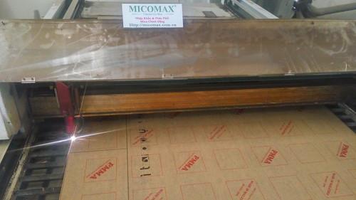 dịch vụ cắt laser Mica giá rẻ uy tín tại Hà Nội
