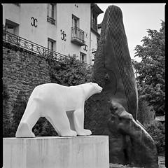 Ours blanc et Baleine noire #2.