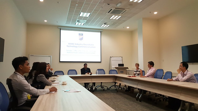 MABC Industry Specific Roundtable: Technology Commercialisation