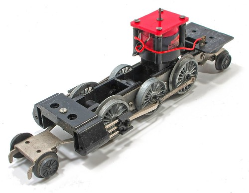 Palitoy S gauge loco chassis