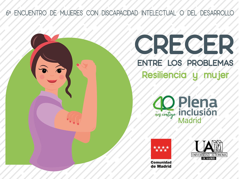Encuentro Mujer Plena Inclusión Madrid