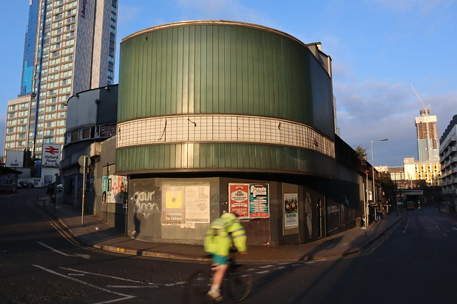 Ex-Cornerhouse