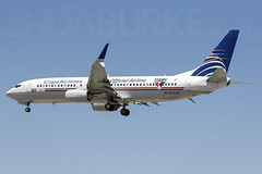 Copa Airlines HP-13831CMP 17-5-2018