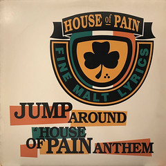HOUSE OF PAIN:JUMP AROUND(JACKET A)