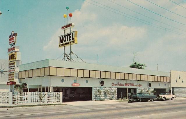 Coco Palms Motel Torrance Ca
