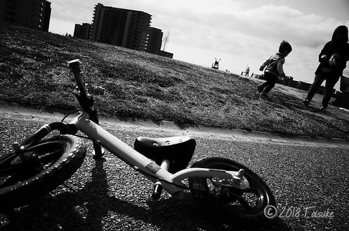GR2作例:キッズバイク