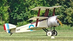 Sopwith triplan / Private / G-BWRA - Photo of Mennecy