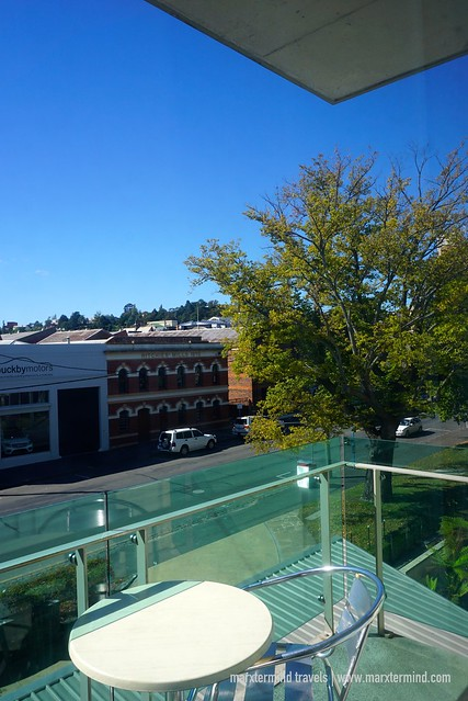 One Bedroom Deluxe Suite at The Sebel Launceston - Private Balcony