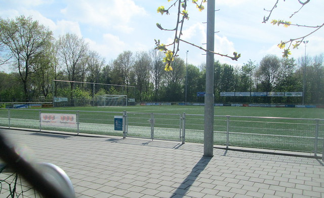 Football Ground, Bakkeveen, The Netherlands