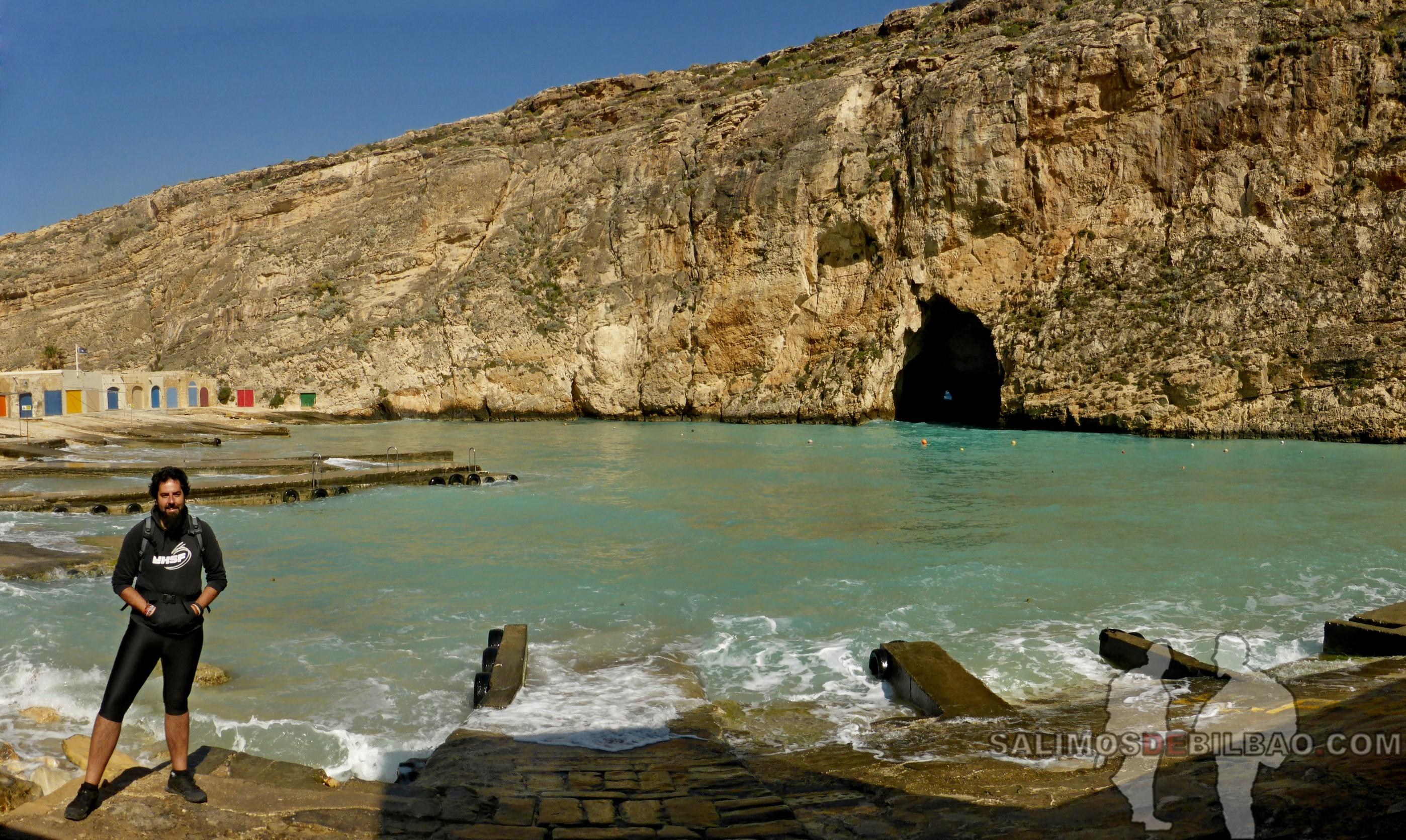 0531. Katz, Pano, Inland Sea, Gozo
