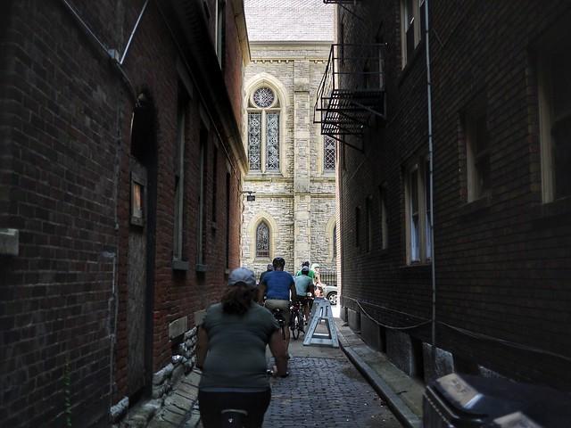 Alley Ride