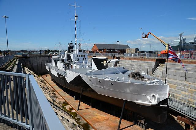 HMS M33 World War I monitor