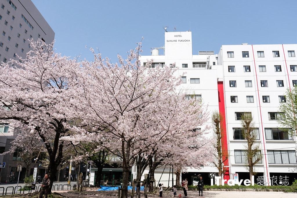 福冈博德站前SUNLINE饭店 Hotel Sunline Fukuoka Hakata-Ekimae (7)