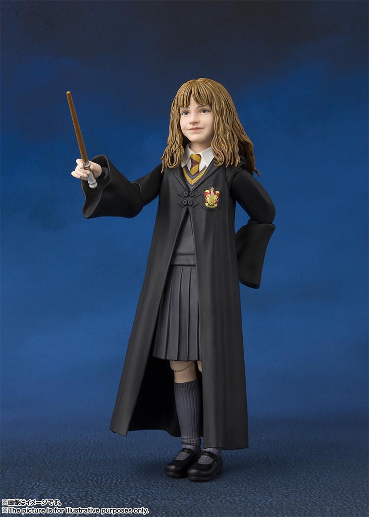 霍格華茲最可愛的巫師!! S.H.Figuarts《哈利波特:神秘的魔法石》妙麗·格蘭傑 ハーマイオニー・グレンジャー(ハリー・ポッターと賢者の石)