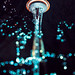 Space Needle by Mike Monaghan