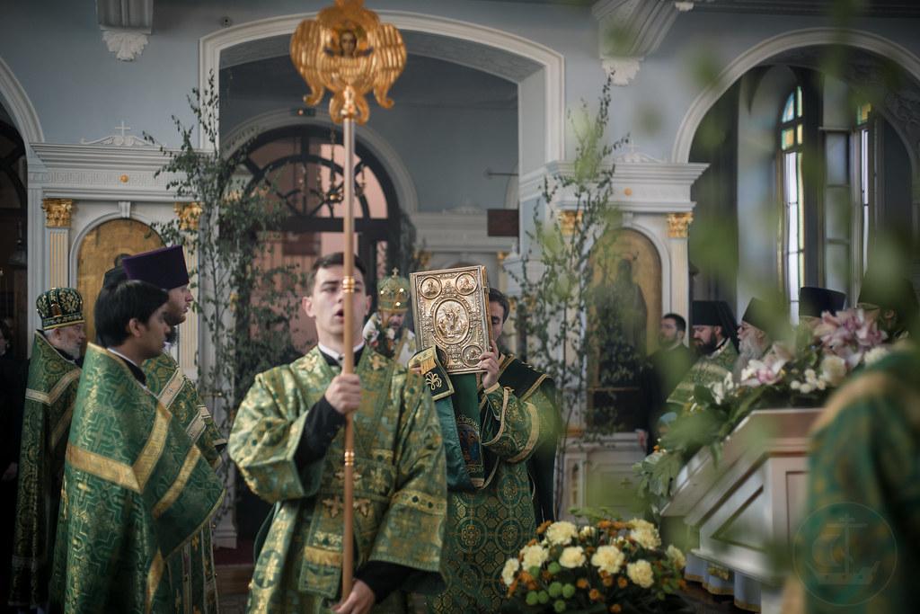 28 мая 2018, День Святого Духа / 28 May 2018, Whit Monday (Monday of the Holy Spirit)