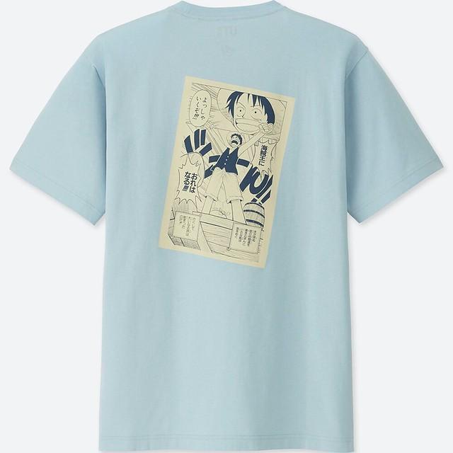 【第二波情報公開!】UNIQLO x 《週刊少年JUMP》 創刊50周年記念聯名「UT印花T恤」06 月 11 日再度來襲!