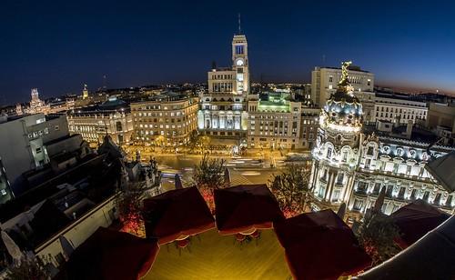 Ultimate luxury in Gran Via Madrid