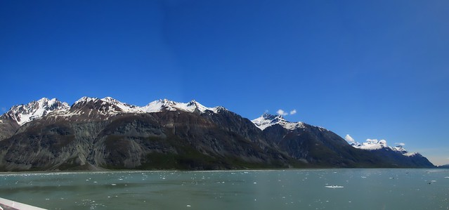 Glacier bay 1 panorama