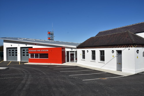 Offaly Fire & Rescue Service Ferbane Fire Station