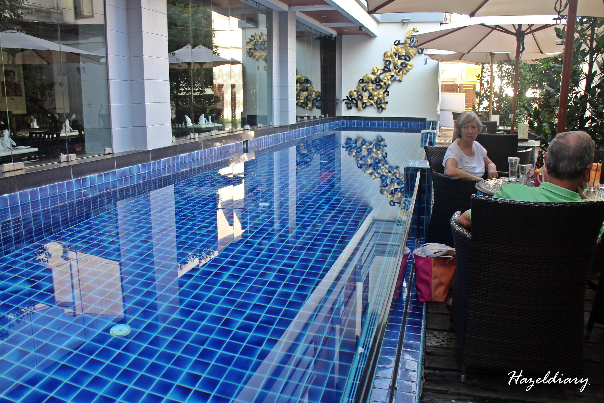 Hotel Penaga-Swimming Pool
